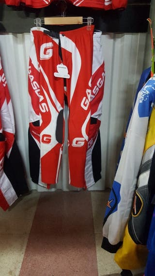 Pantalon oficial gas gas trial 2018