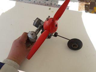 motor avion rc gasolina