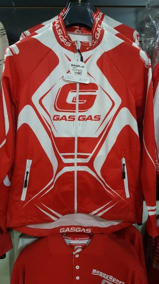 impermeable windstoper oficial gas gas 2018