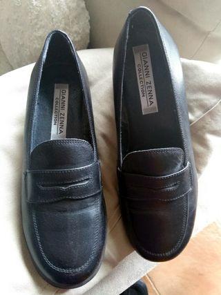 Zapatos niños y niñas colegio