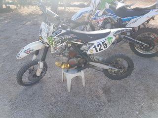 Pit bike imr oxigen 140