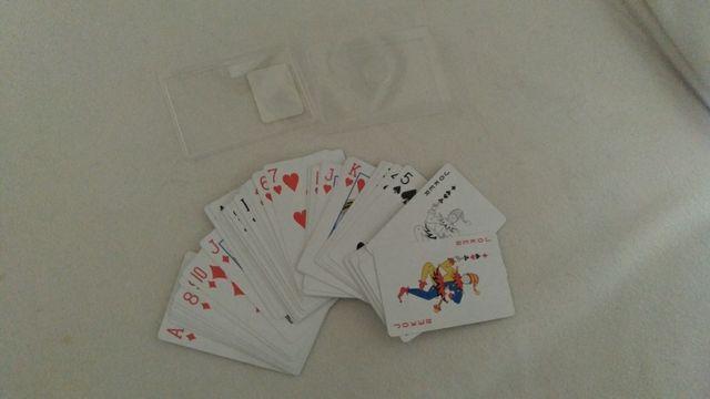 2 Juegos De Cartas Naipes Espanoles Y Poker De Segunda Mano Por 3