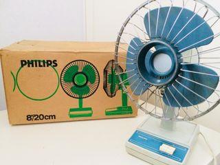 Philips ventilador Vintage