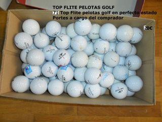 lotes pelotas de golf usadas