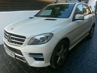 Mercedes-benz ML 350 BLUETEC 4MATIC 2013 pack AMG