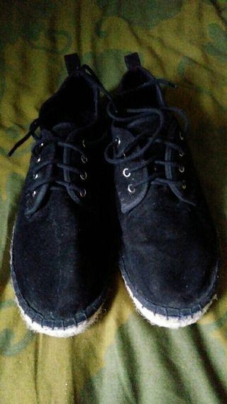 Zapatillas ante