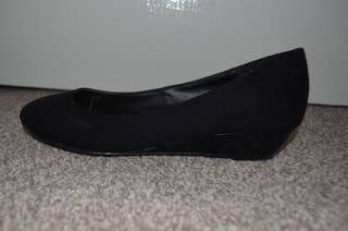 Ballerinas Wedge Heel