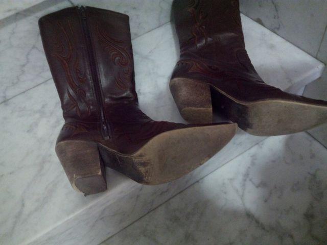 Botas bordados cowboy 37