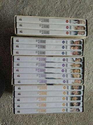 colección DVD los serrano