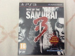 Way of the samurai 3 ps3