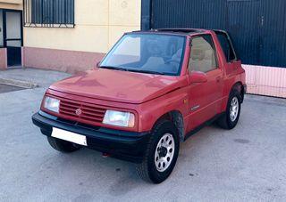 Suzuki VITARA 4x4 CABRIO!