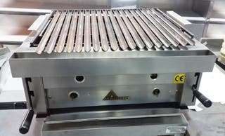 barbacoa gas fry top