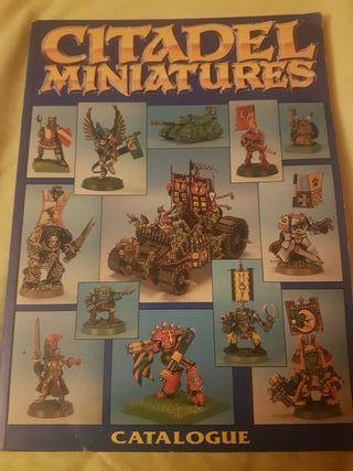 Warhammer:Catalogo citadel.