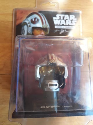 casco coleccion Star Wars Luke Skywalker