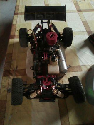 coche rc thunder tiger eb4 S3