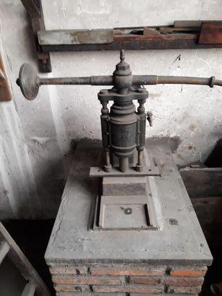 prensa antigua