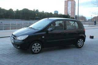 coche hyundai getz 2007 gasolina 1.1 negro