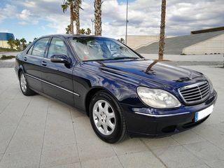 Mercedes-Benz Clase S-320i AUT ¡¡82.000 kms!!