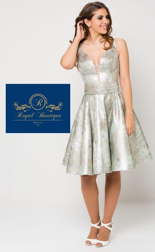0c51a84d5ccd Vestido corto velvet rosa o verde boda comunión de segunda mano por ...