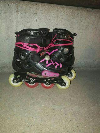 Se venden patines seba fr junior 35-37