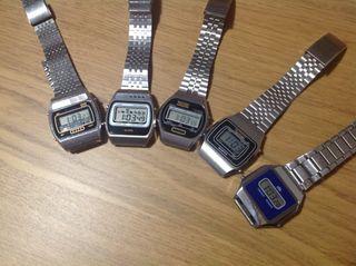 Lote Relojes Clasicos