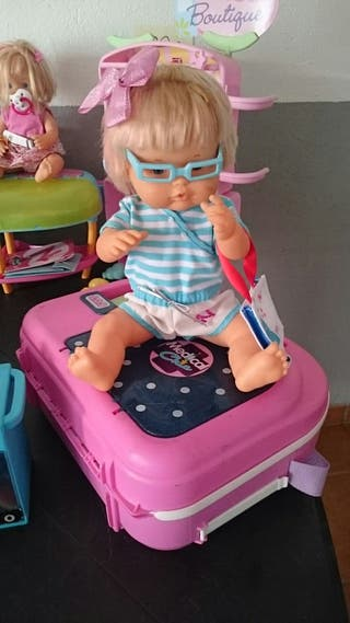 maletin de enfermera Nenuco