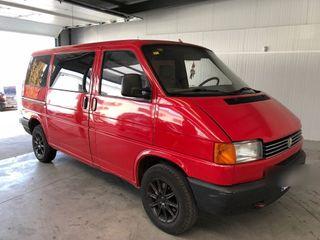 volkswagen transporter 1996