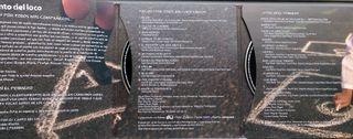 CD DVD El Canto del Loco Por ti y por todos