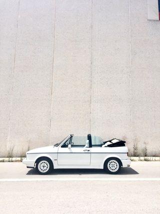 VW Golf Mk1 Karman Cabrio