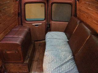 Furgoneta Ford Transit 1996 camper
