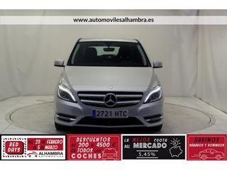 Mercedes-Benz Clase B CLASE B 180 CDI AUTO