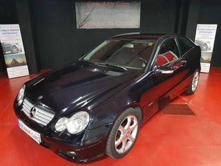 Mercedes Clase C Sportcoupé 200 CDI