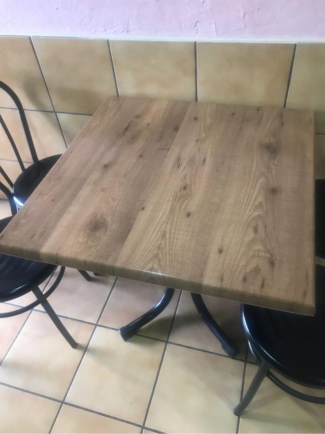 Mesa bar cafeteria, cocina de segunda mano por 99 € en Madrid en ...