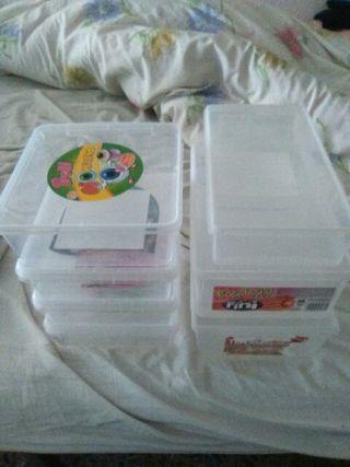 cajas ordenar