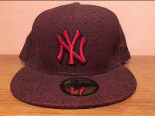 Gorra plana NY Yankee (nueva)