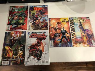 DC comics lote 1 ingles