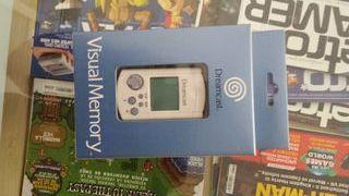 Memory Card SEGA Dreamcast a Estrenar