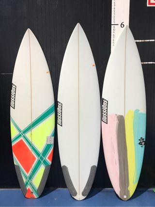 Tablas surf ilussionsss