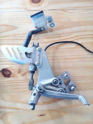 kit, set pedal de freno GSXR