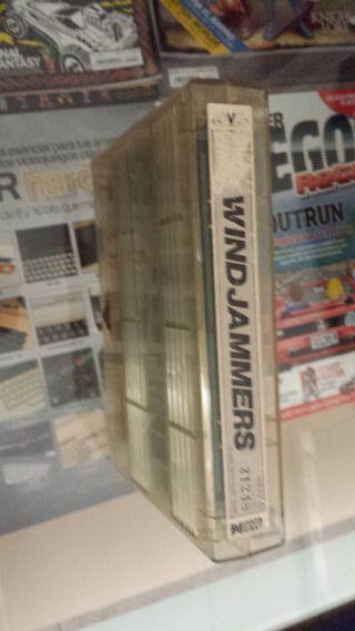 Windjammers MVS Neo-Geo