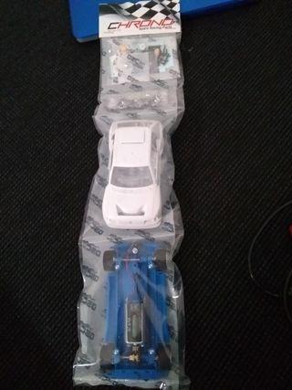 Peugeot 205 slot Scalextric src kit