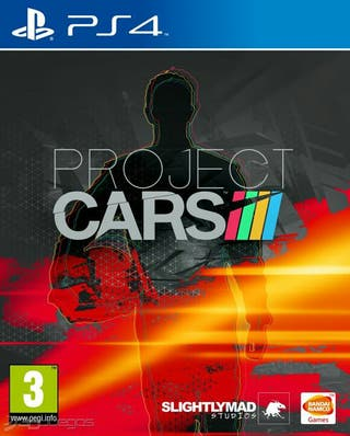 Project cars Game of the year edition PS4