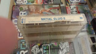 Metal Slug 6+ MVS Recreativa
