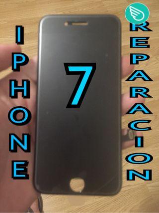 Reparacion iphone 7