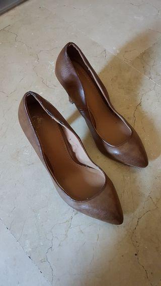 zapatos numero 36 - zara