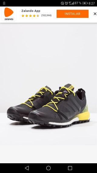 bambas runner Adidas