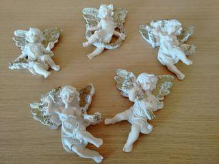 Cinco angelitos