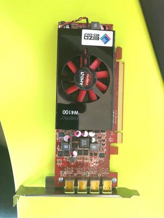 Tarjeta Grafica AMD fireproo