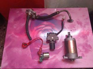 motor de arranque hamway raw 125