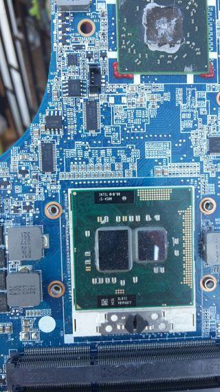 Procesador para portatil I5